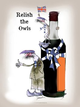 Relish the Owls